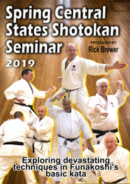 Spring Central States Shotokan Seminar 2019