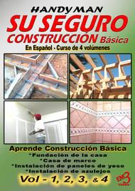 SU SEGURO (Handyman) CONSTRUCCIÓN Básica (SPANISH ONLY)