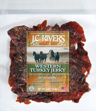 TURKEY WESTERN Jerky - 100% All Natural