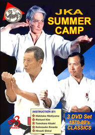 JKA Shotokan Summer Camps