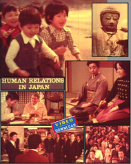 HUMAN RELATIONS IN JAPAN
