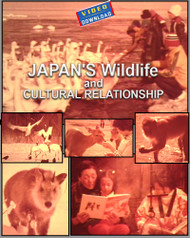 JAPAN'S Wildlife and CULTURAL RELATIONSHIP