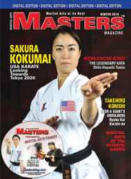 2019 WINTER Issue Masters Magazine & FRAMES Video