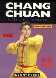 WUSHU - CHANG CHUAN (Longfist Boxing) By Kenny Perez