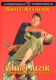 Knife Attacks - KRAV MAGA by Moni Izac