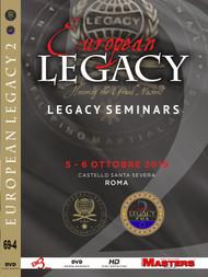 EUROPEAN LEGACY-2 Escrima Seminars 2019