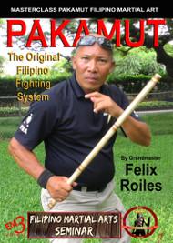 PAKAMUT Escrima 2019 SEMINAR - Oahu, HI by GM Felix Roiles