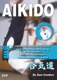 AIKIDO Vol-3 by Sam Combes Sensei (LINK BELOW in description)