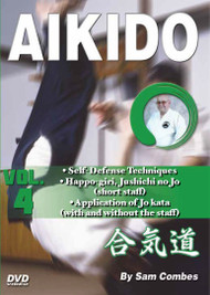 AIKIDO Vol-4  by Sam Combes Sensei (LINK BELOW in description)