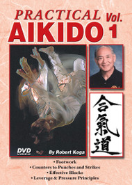 PRACTICAL AIKIDO Vol-1 by Sensei Koga (Link BELOW in description)