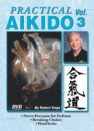 PRACTICAL AIKIDO Vol-4 by Sensei Koga (Link BELOW in description)