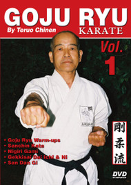 GOJU RYU KARATE Vol-1 By Teruo Chinen (Link BELOW in description)