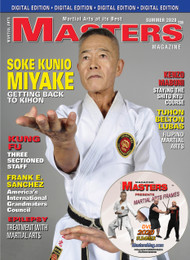 2020 SUMMER Issue Masters Magazine & FRAMES Video (New Release)