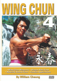 WING CHUN KUNG FU Vol-4 by William Cheung (Link BELOW in description)