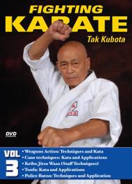 FIGHTING KARATE Vol-3 by Tak Kubota (Download) - (Link BELOW in description)