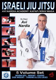 KAPAP - Krav Maga - Israeli Jiu Jitsu by Avi Nardia