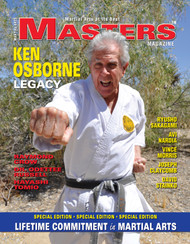 2020 MASTERS Magazine SPECIAL EDITION featuring Ken Osborne