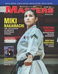 2021 Spring MASTERS Magazine & FRAMES Video