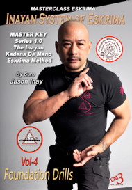 INAYAN SYSTEM OF ESKRIMA Vol-4 Foundation Drills -By Suro Jason Inay
