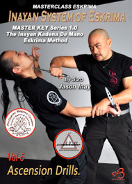 INAYAN SYSTEM OF ESKRIMA Vol-5 Ascension Drills -By Suro Jason Inay