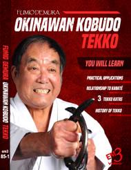 TEKKO OKINAWAN KOBUDO by Fumio Demura