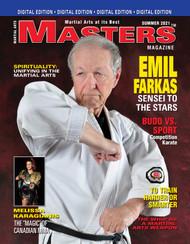 Summer 2021 MASTERS Magazine & FRAMES Video featuring Emil Farkas