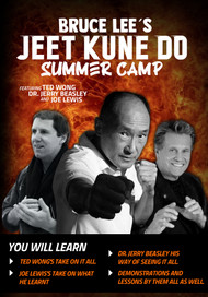 Bruce Lee's JKD Summer Camp Featuring Ted Wong, Joe Lewis and Dr. Jerry Beasley