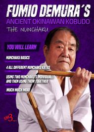 NUNCHAKU by Fumio Demura - Ancient Okinawan Kobudo