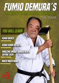 KUWA by Fumio Demura - Ancient Okinawan Kobudo