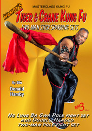Vol-10 TWO-MAN STICK SPARRING SETS