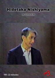 Hidetaka Nishiyama Interview - FREE Video download