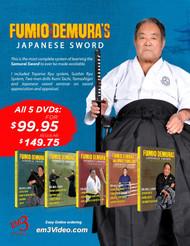 Samurai Sword BATTO-DO Series Vol-1-5 Volume SPECIAL by Fumio Demura - Option-B