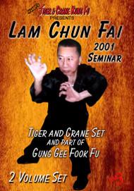 Lam Chun Fai 2001 Seminar