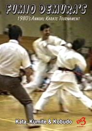 Fumio Demura's 80's Karate Tournament