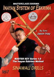 INAYAN SYSTEM OF ESKRIMA Vol-7 - By Suro Jason Inay