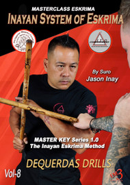 INAYAN SYSTEM OF ESKRIMA Vol-8 - By Suro Jason Inay