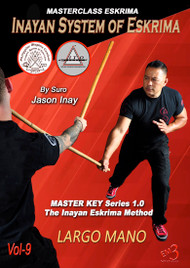 INAYAN SYSTEM OF ESKRIMA Vol-9 - By Suro Jason Inay