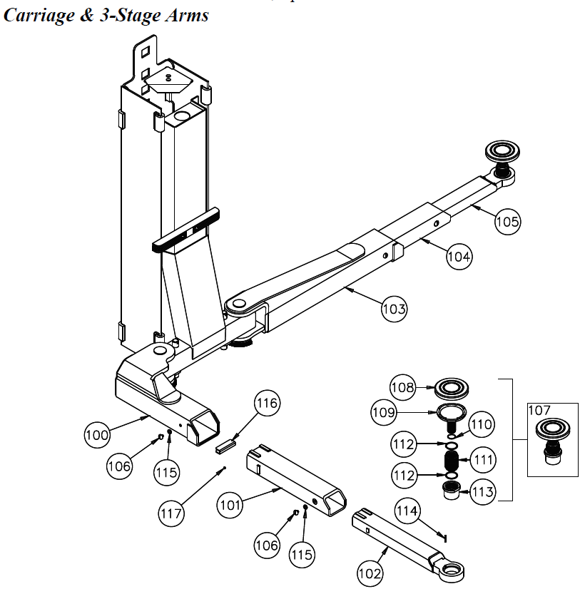 cl10-carriage-and-3-stage-arms-diagram.png
