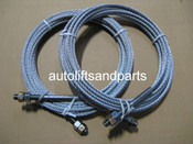 JSJ5-04-00 Equalizer Cables Pair (2) Challenger X-10 & E-10 Lift Early Version