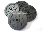 Rubber Lift Arm Pad for Quality Lifts Set of 4