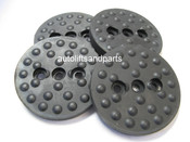 Rubber Lift Arm Pad for Direct Lift Set of 4