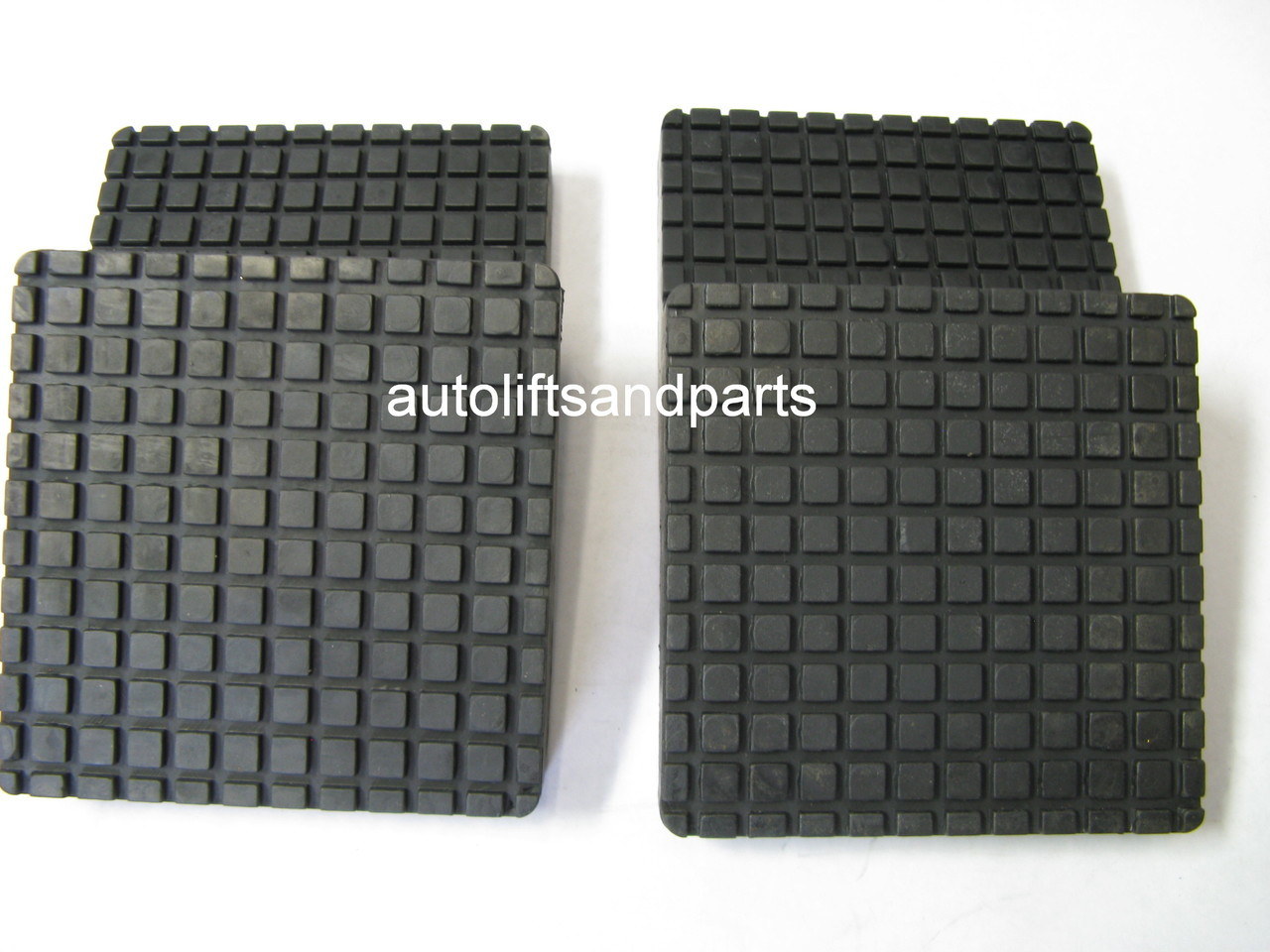 Rubber Arm Pads for Force Lift Set of 4