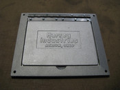 Harvey Industries Aluminum Floor Cover for Underground Systems