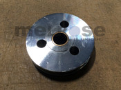 Rotary 2-Post Steel Cable Pulley Sheave (FJ7116-1)