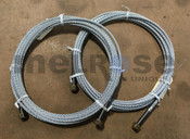1070911 Equalizer Cable for Post-2010 Forward DP10 & I10 Lifts (Set of 2)