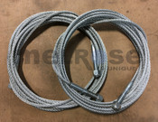 N372 Equalizer Cable for Rotary SPOA-10 Lift (Set of 2)