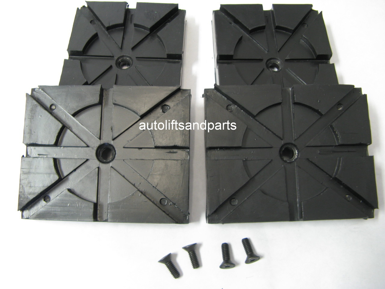 Steel Pad Adapter /& Pad for Ammco BenPearson Lift Hoist