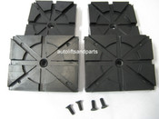 3-0872 Wheeltronic / Ammco Rubber Lift Arm Pad Set of 4