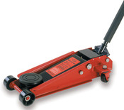 350SS AFF American Forge 3-1/2 Ton Professional Heavy-Duty Double Pumper Floor Jack