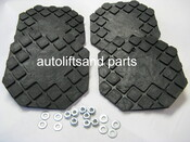 31057 Rubber Arm Pad for Challenger Lift Set of 4